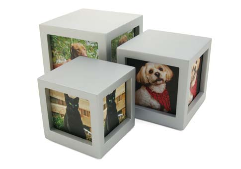 Photo Cubes - Silver Image