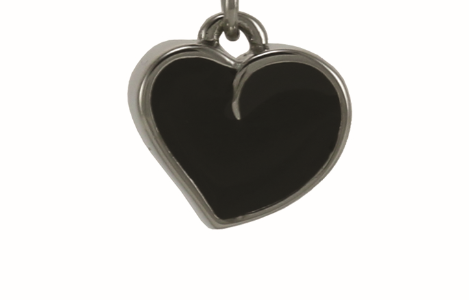 Charm only - Heart Image